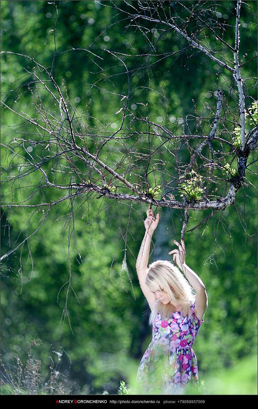 Фотограф Доронченко Андрей, Новокузнецк: Алёна.
