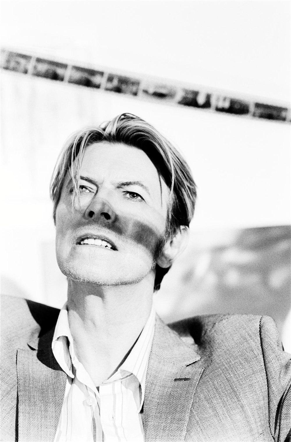 Дэвид Боуи и Кэйт Мосс / David Bowie and Kate Ann Moss by Ellen von Unwerth