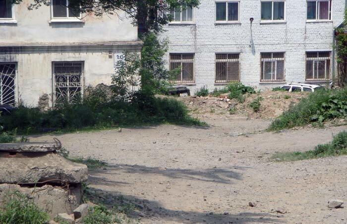 Владивосток, улица Приморская