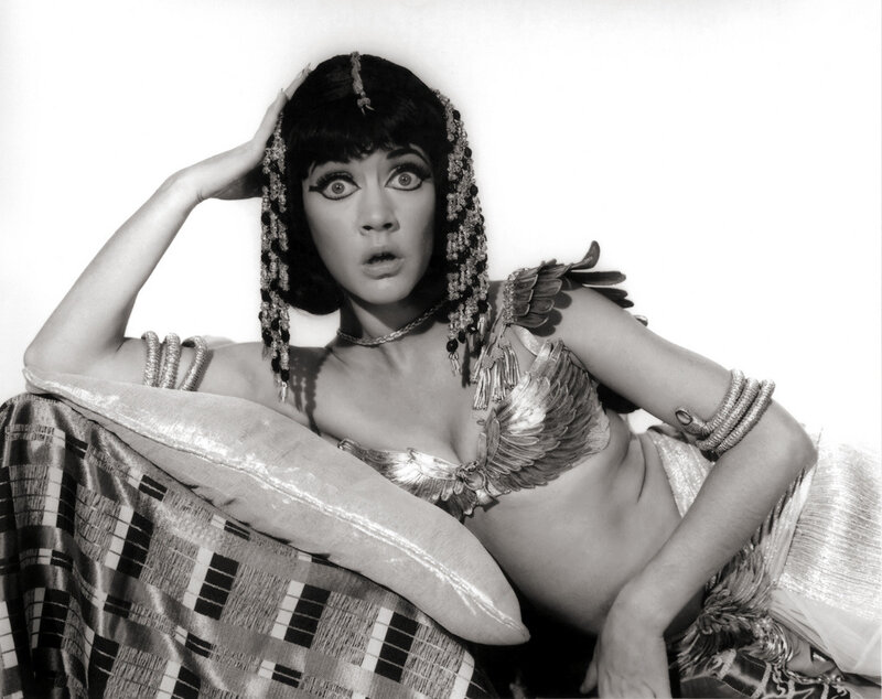 Barrie  Amanda - Carry on Cleo