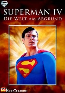 Superman IV - Die Welt am Abgrund (1987)