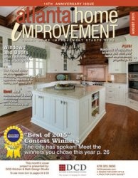 Журнал Atlanta Home Improvement - August 2015