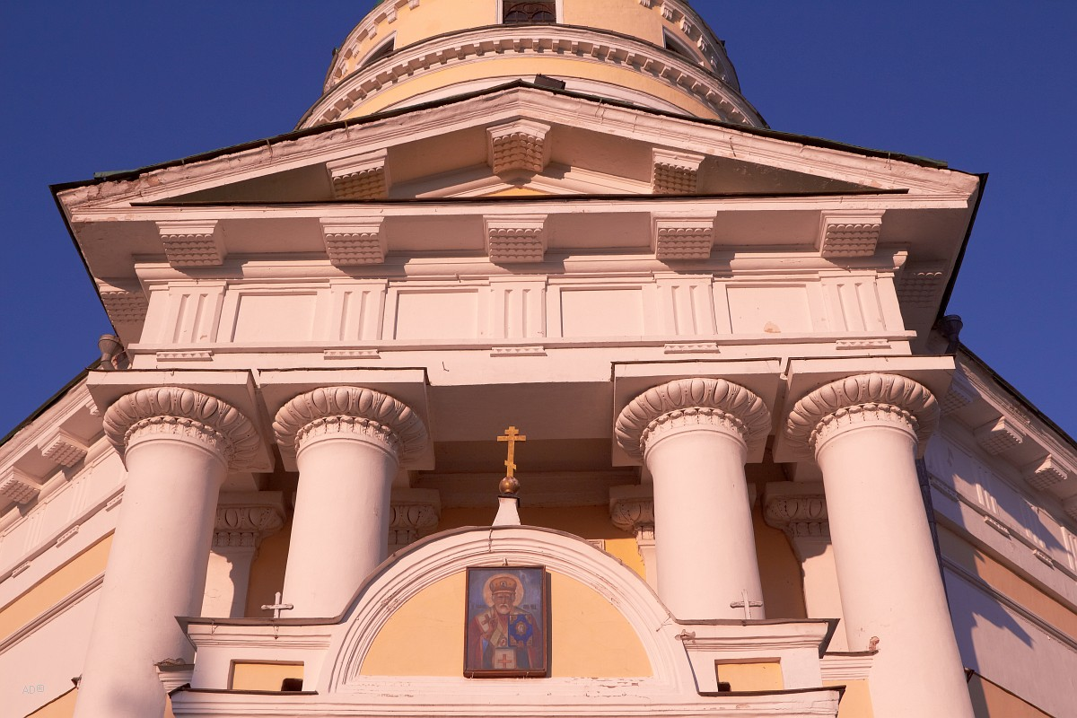 Храмы Гребнево