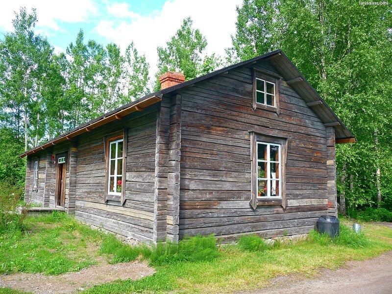 Жилой дом хуторянина.