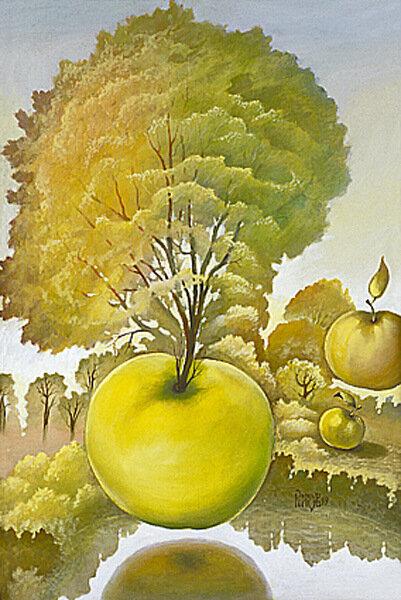 """""""Яблоко от яблони"""""""