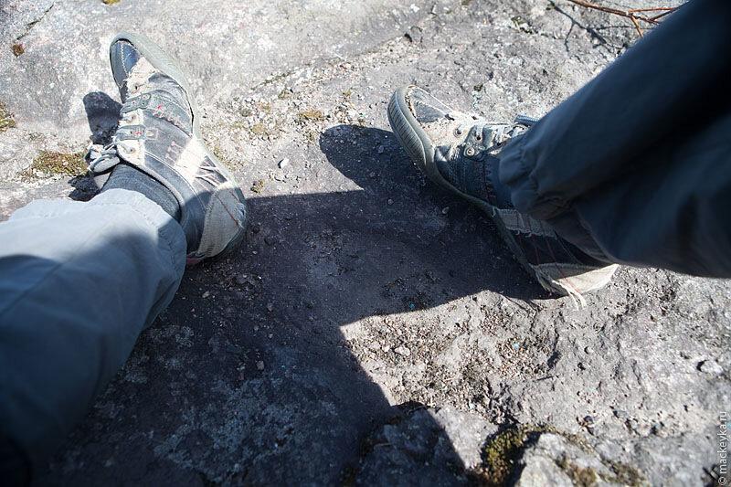 Утюг-камень