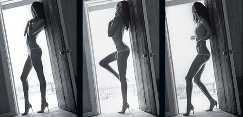Jessica Bunch by Keith Lander in Playboy France