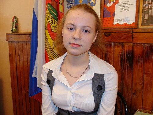 Ульяна Тулякова