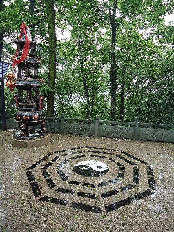 В даосском монастыре