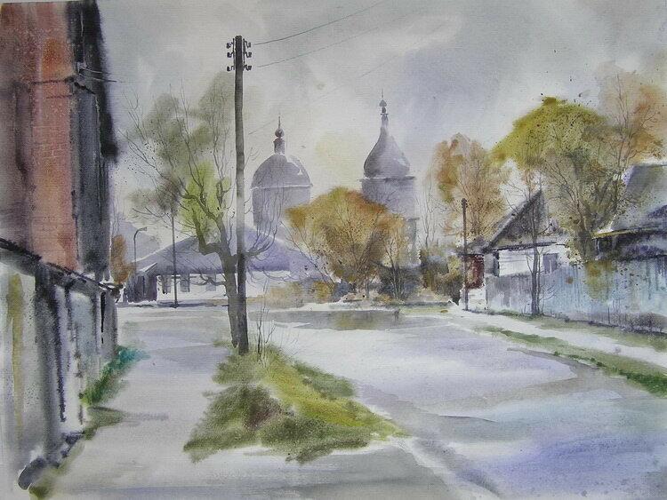 Осень в провинции. Новозыбков.jpg