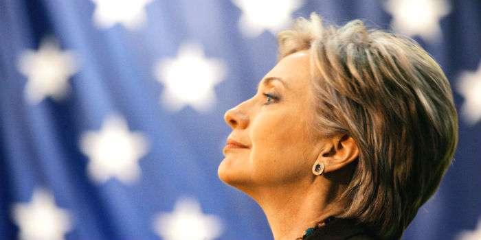 Хиллари Клинтон хотелабы видеть портрет женщины накупюре $20