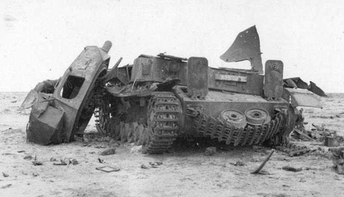 Что говорили немцы о советских танках