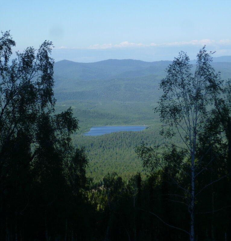 Россия, Шерегеш - на горе Мустаг (Russia, Sheregesh - on Mount Muztagh)