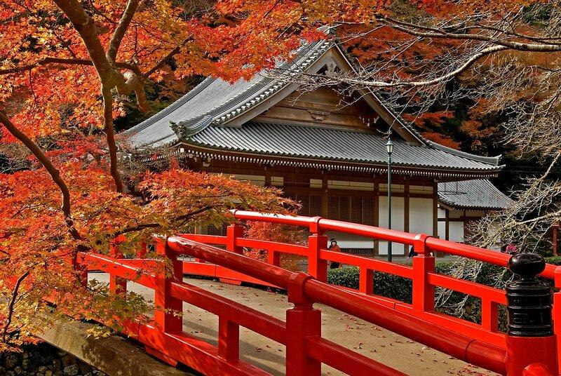 http://www.triinochka.ru Храмы Японии