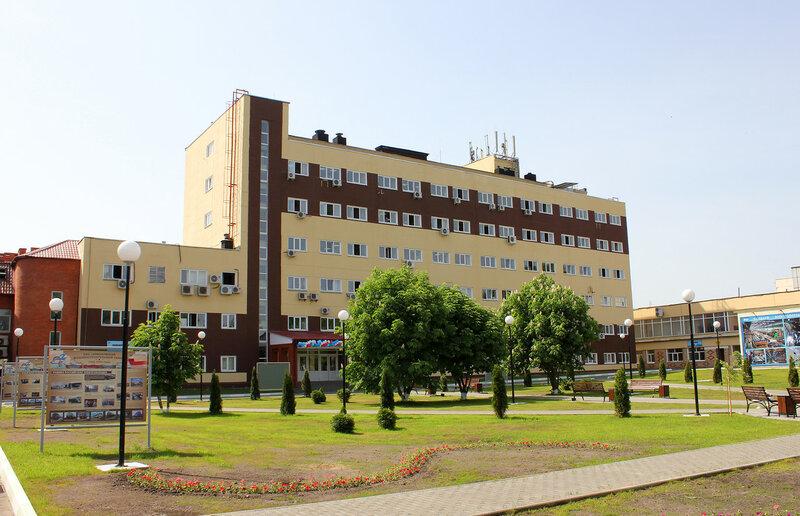 Здание заводоуправления ДМЗ