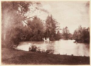 32. Озеро в парке Александрия