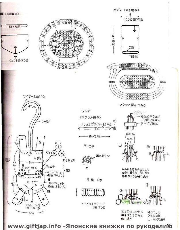 вязанные аксессуары