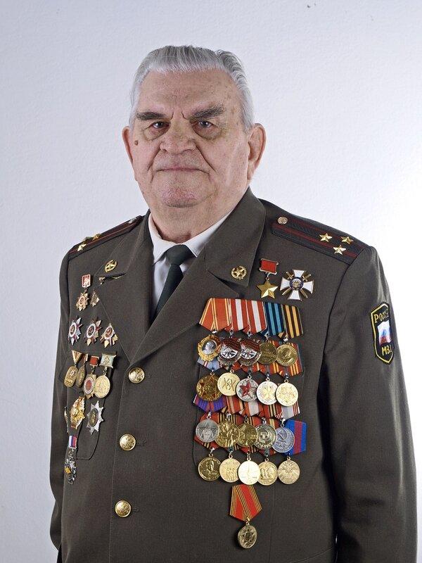 Иван Васильевич Морозов - герой СССР