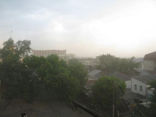 ураган - Курган