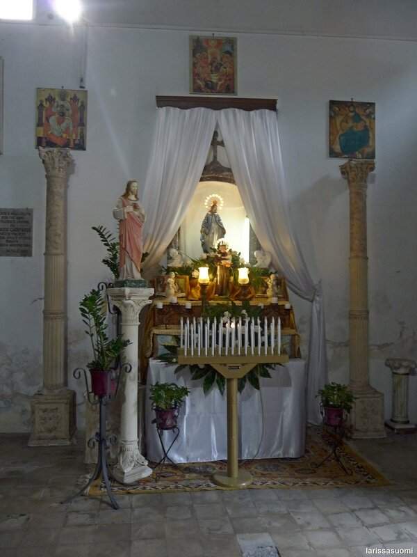 Badia Vecchia, бывшее аббатство, XIV в.