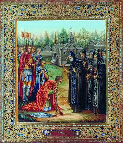 День благоверного Великого князя Димитрия Донского (1 июня)