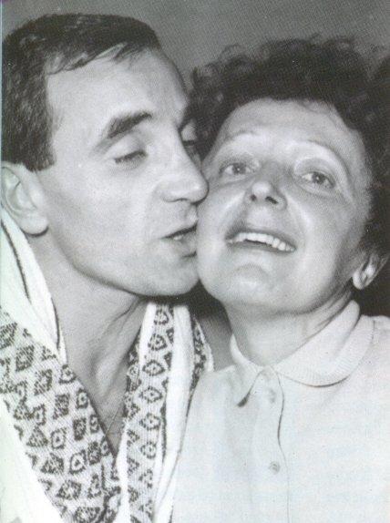 с Шарелм Азнавуром