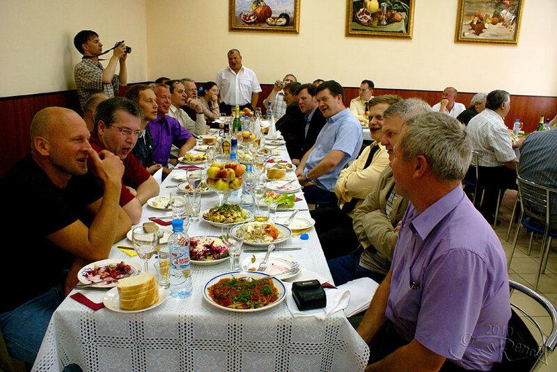 Встреча выпускников НВМУ