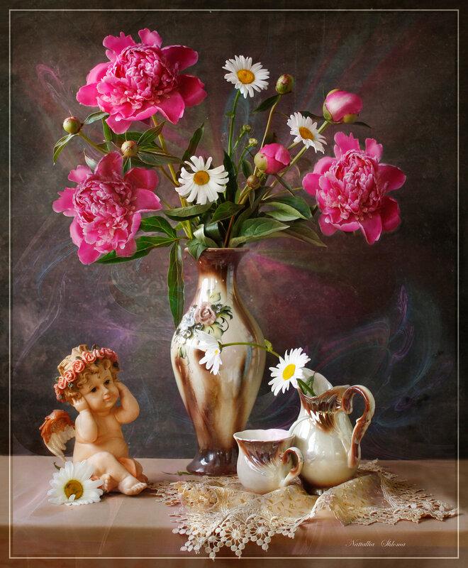 В дымке розовых грёз...
