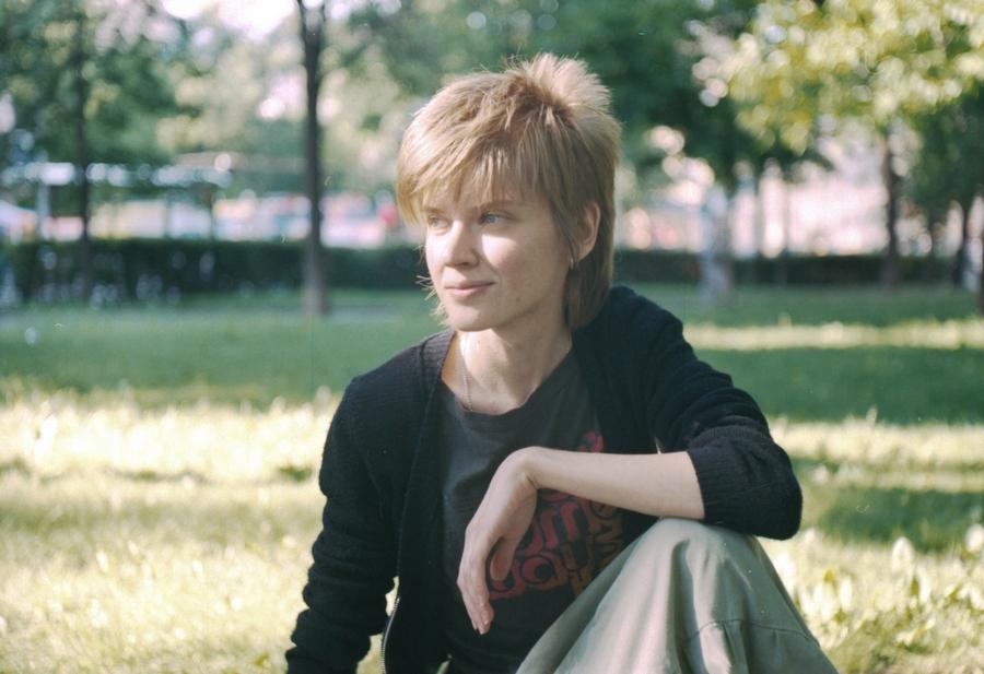 2010, девушка, женщина, красавица, красотка, лицо, молодая, москва, портрет, россия, человек
