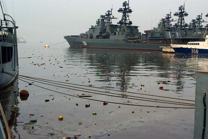 Горячие точки Владивостока