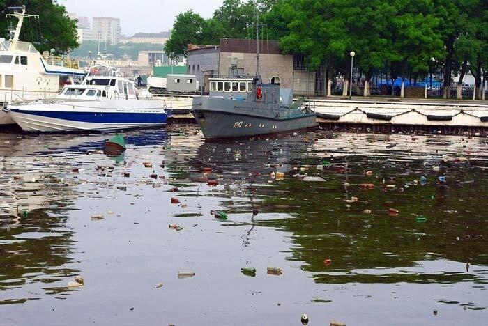 Горяие точки Владивостока