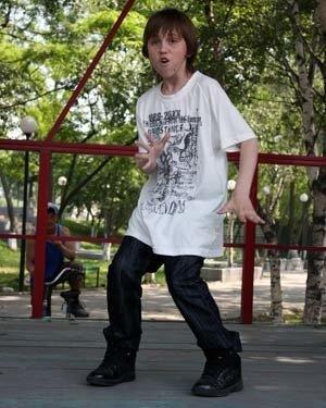 Танцующая молодежь Владивостока расставила «Акценты»