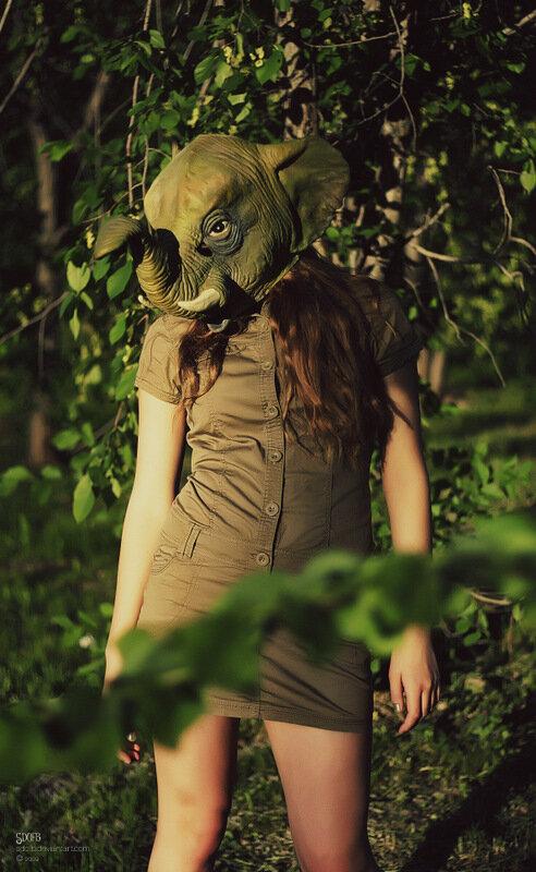 Masks by SophieBlack