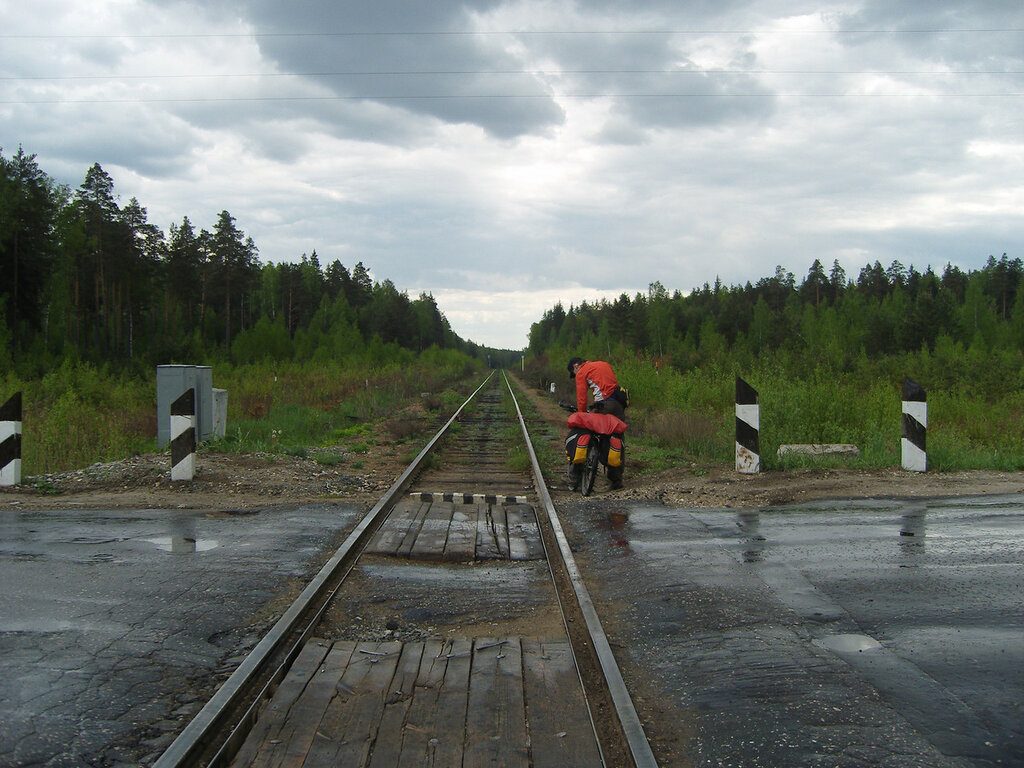 линия Владимир-Тума