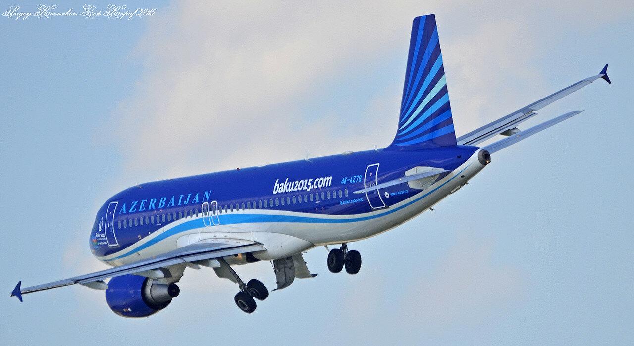 4K-AZ78 Airbus A320-214 Azerbaijan Airlines.JPG
