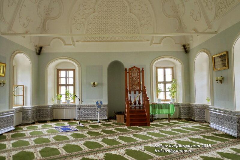 Апанаевская мечеть, Казань
