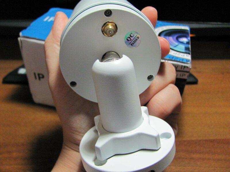 GearBest: Уличная WiFi IP-камера Sinocam SN-6408CW