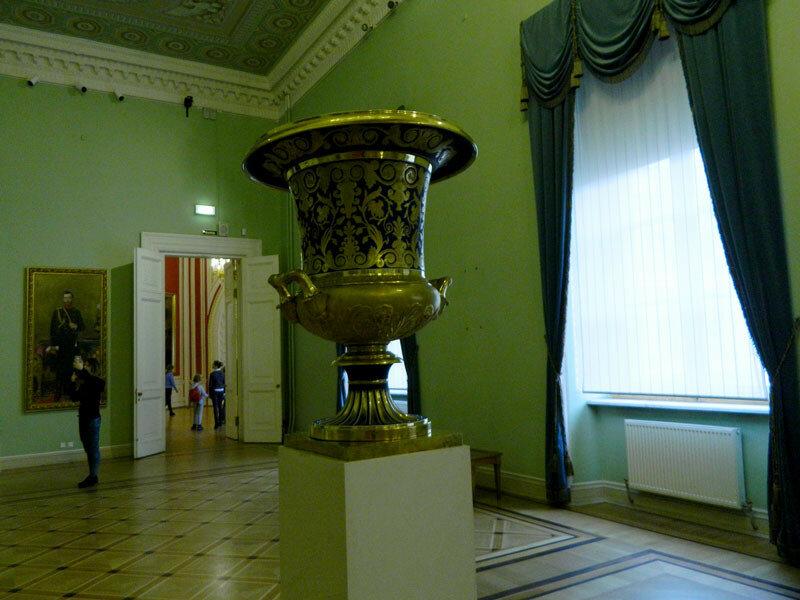 Галерея Рафаэля в Михайловском замке