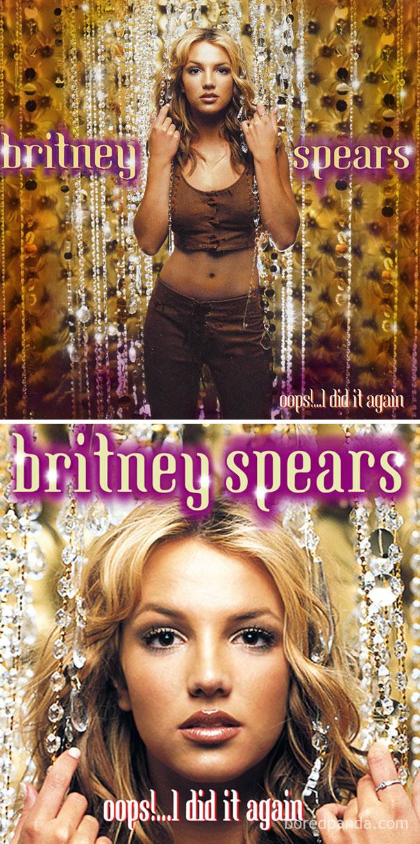 Бритни Спирс, Oops!.. I Did It Again.