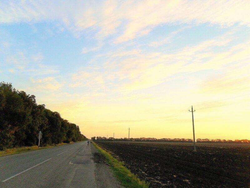 В пути, утром ... SAM_2094.JPG