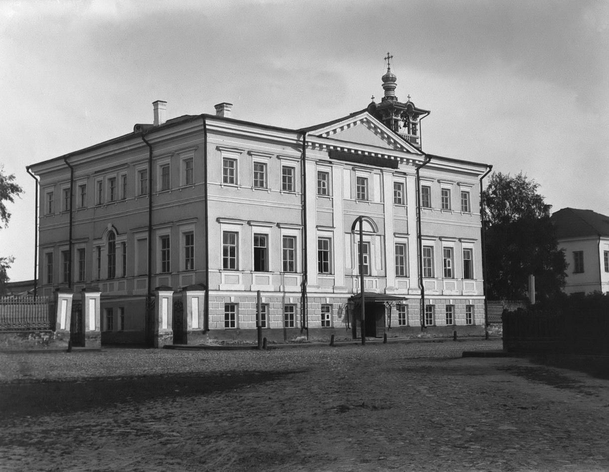 Губернская мужская гимназия