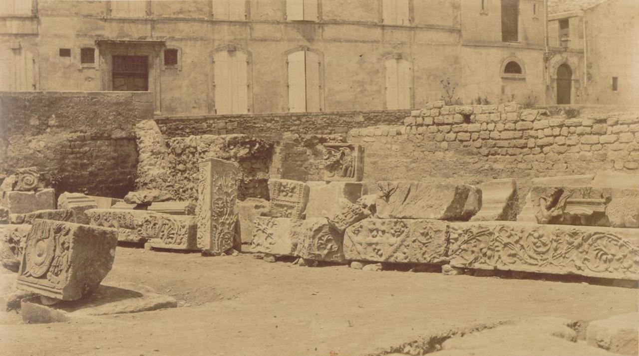 1860. 02. Римские развалины