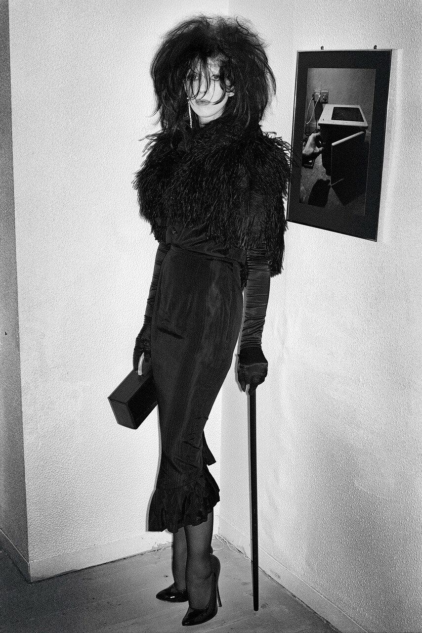 1981. В клубе «Magenta», Фулхэм