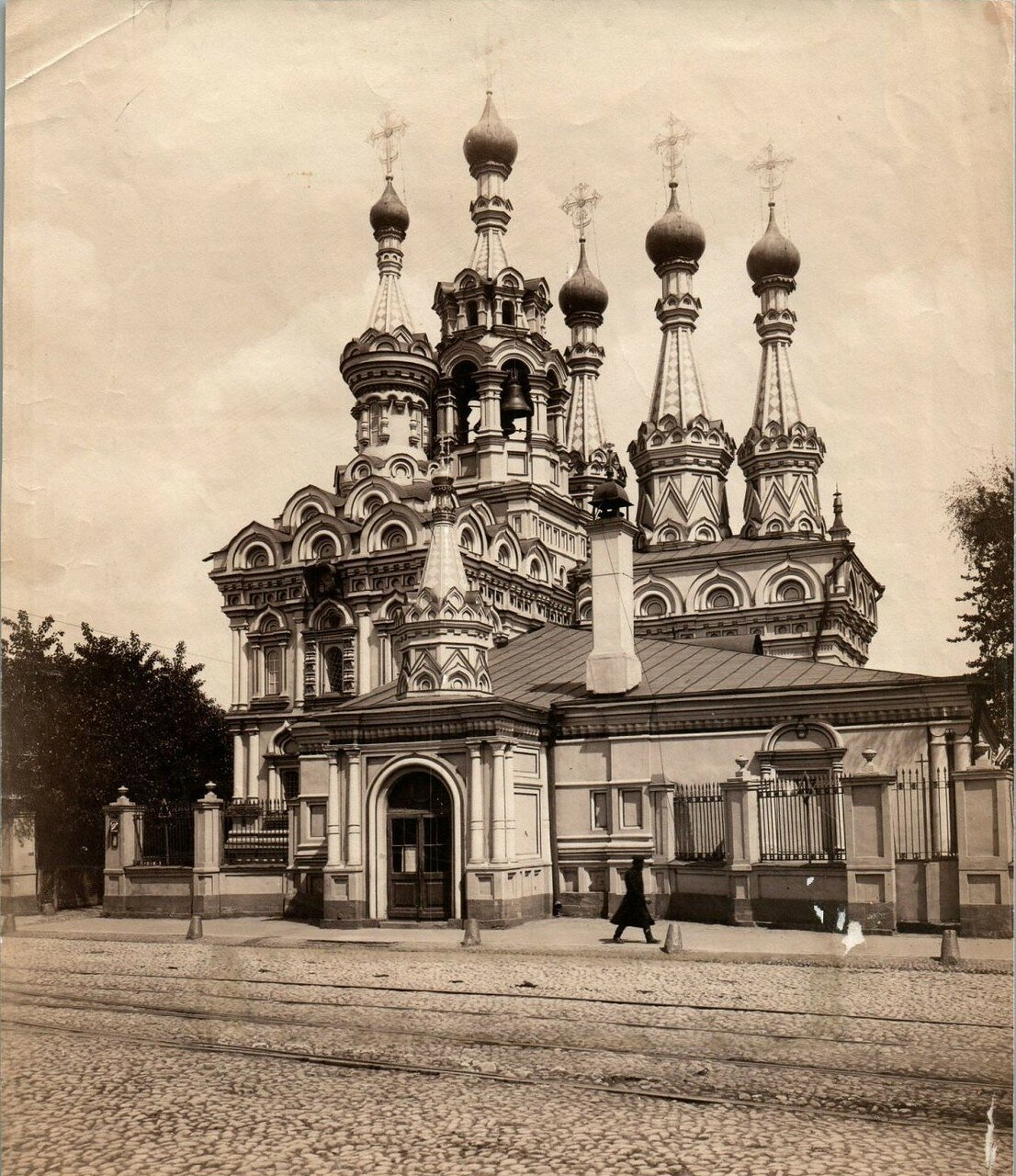 675. Церковь Рождества Богородицы в Путинках
