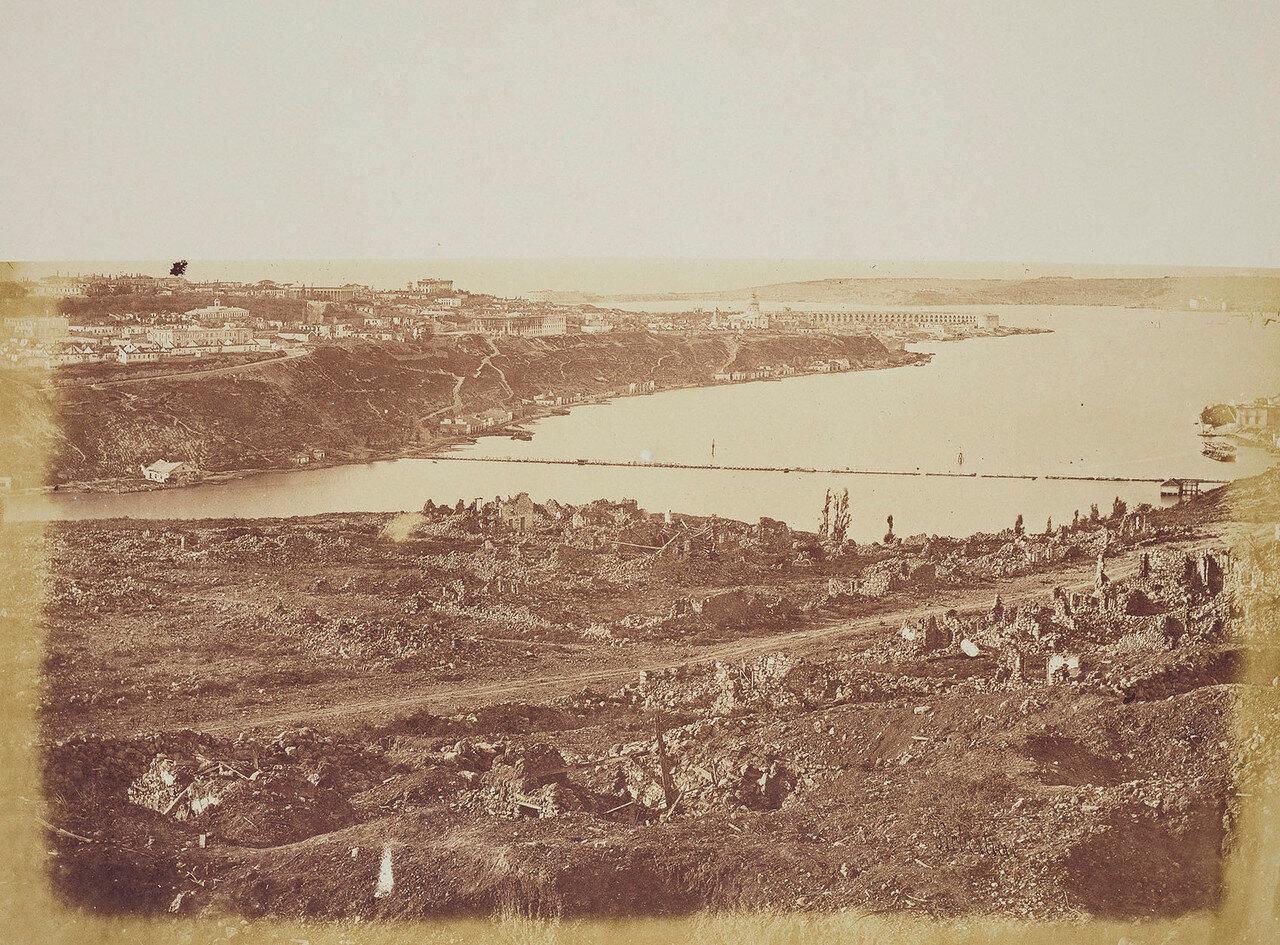 Севастополь. Вид из генеральского дома