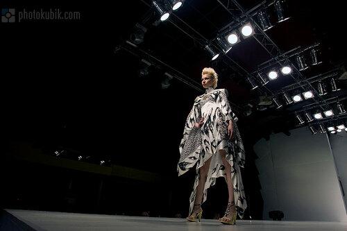 фоторепортаж репортаж мода fashion  Defile in Kyiv:Илона Куц