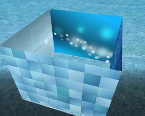 kde desktop cube