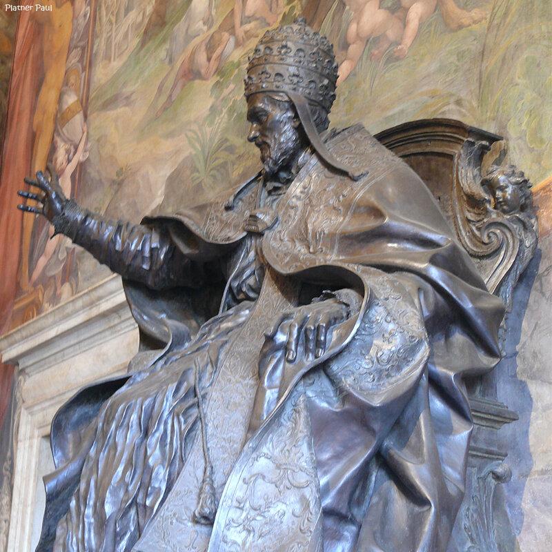 Папа Инокентий X Залe Горациев и Куриациев