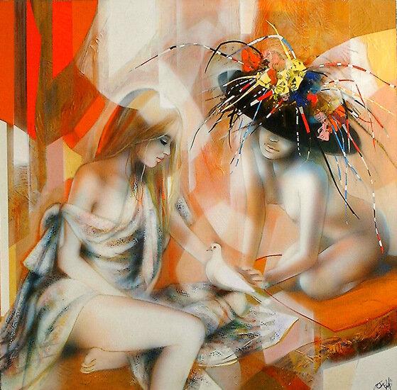 Gallery.ru / Фото #106 - просто картины без схем - forvatop.