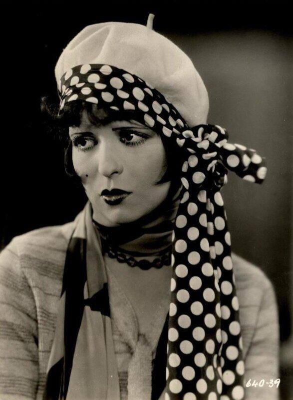 Clara Bow in 1930